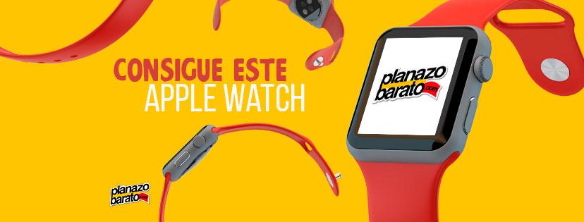 Planazo Barato regala un Apple Watch