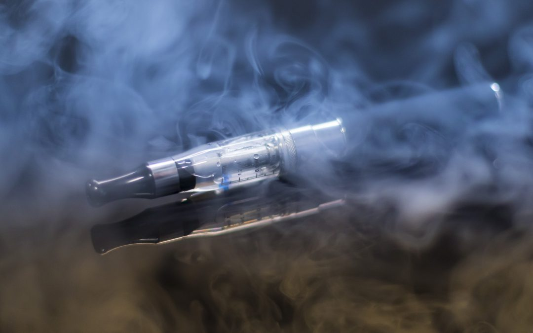 Cigarrillo electrónico vs Vaper
