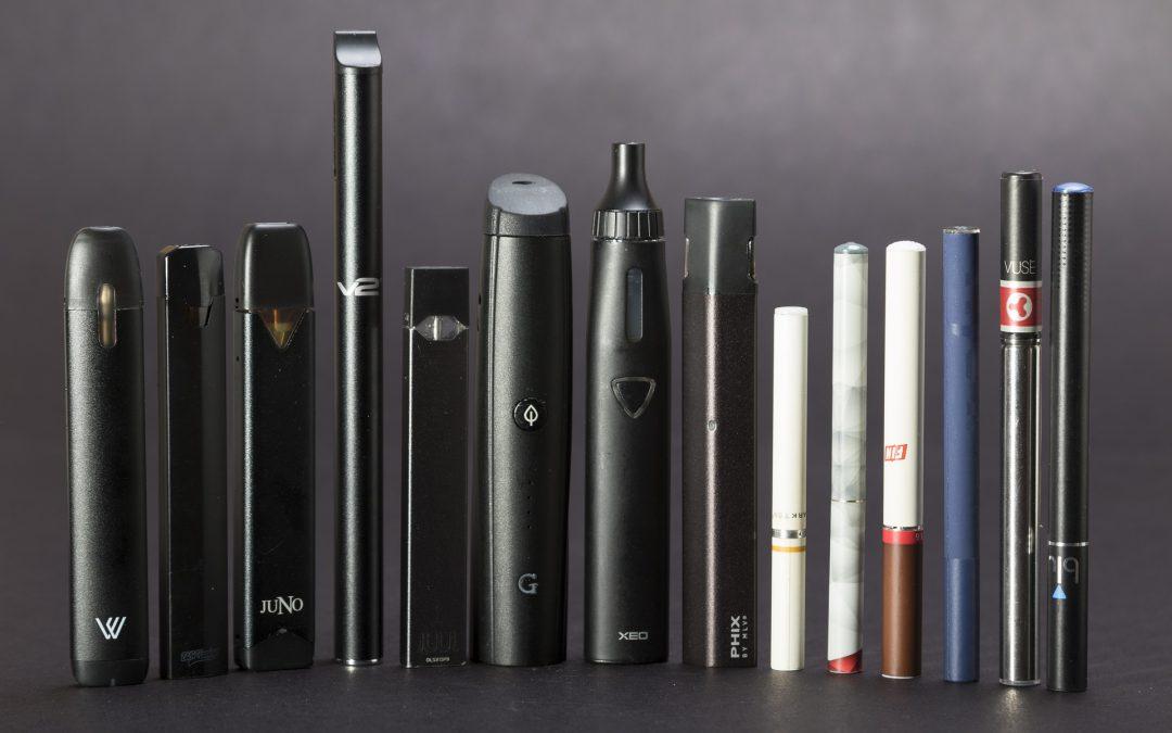 Tipos de cigarrillos electrónicos que nos encontramos en el mercado